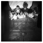 Bedroom camera obscura